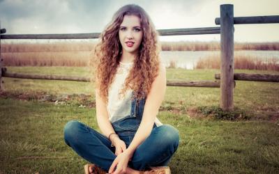 Neusiedler See Shooting, Model: Hannah Laminger