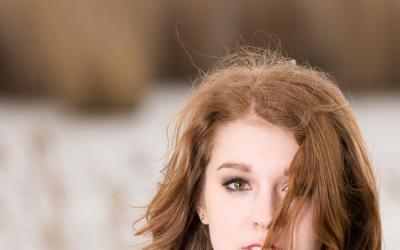Neusiedler See Shooting, Model: Larissa Loidolt