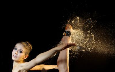 Model & Tänzerin: Mara Kluhs